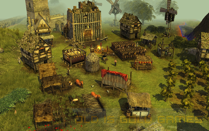 Stronghold 3 Features