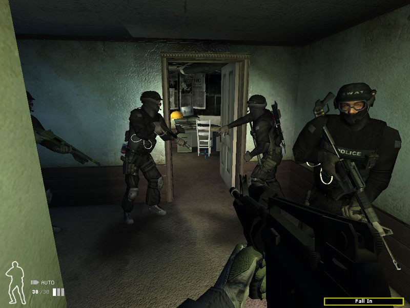 Swat 4 Features
