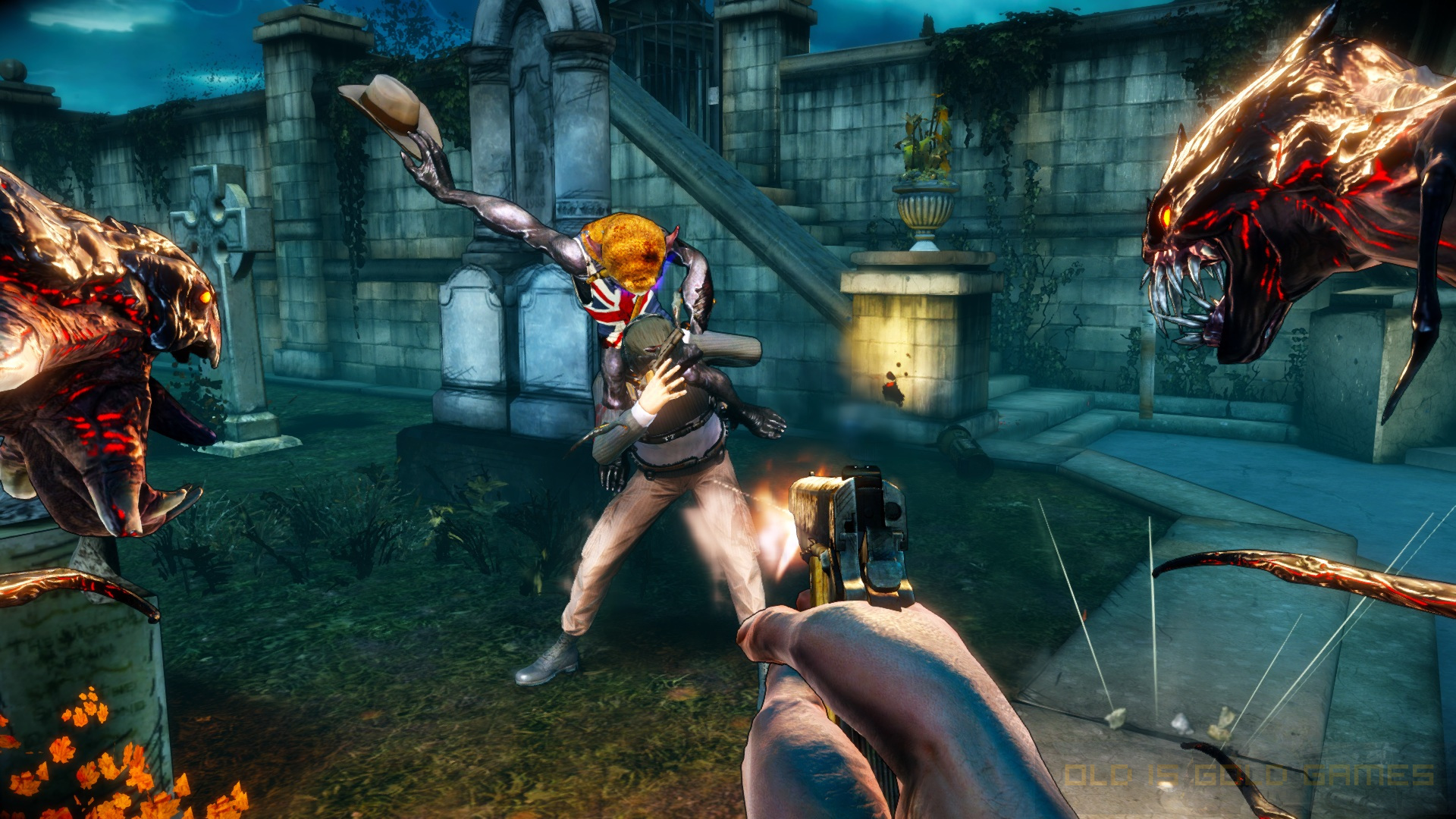 The Darkness 2 Download For Free