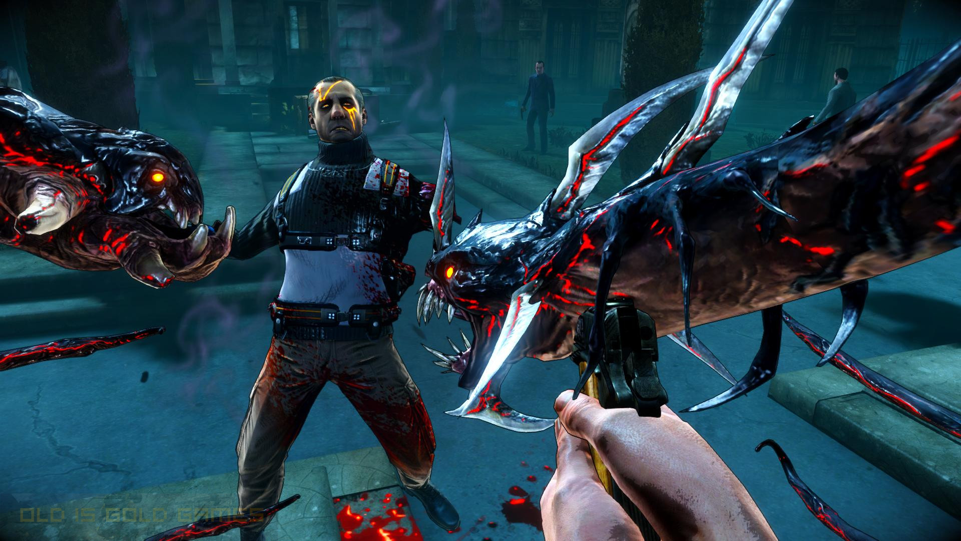 The Darkness 2 Features