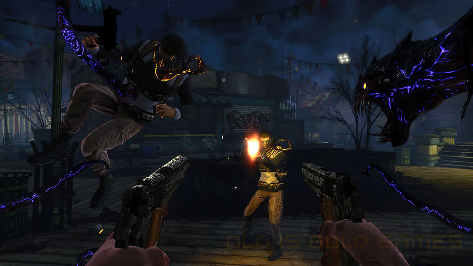 The Darkness 2 Setup Free Download