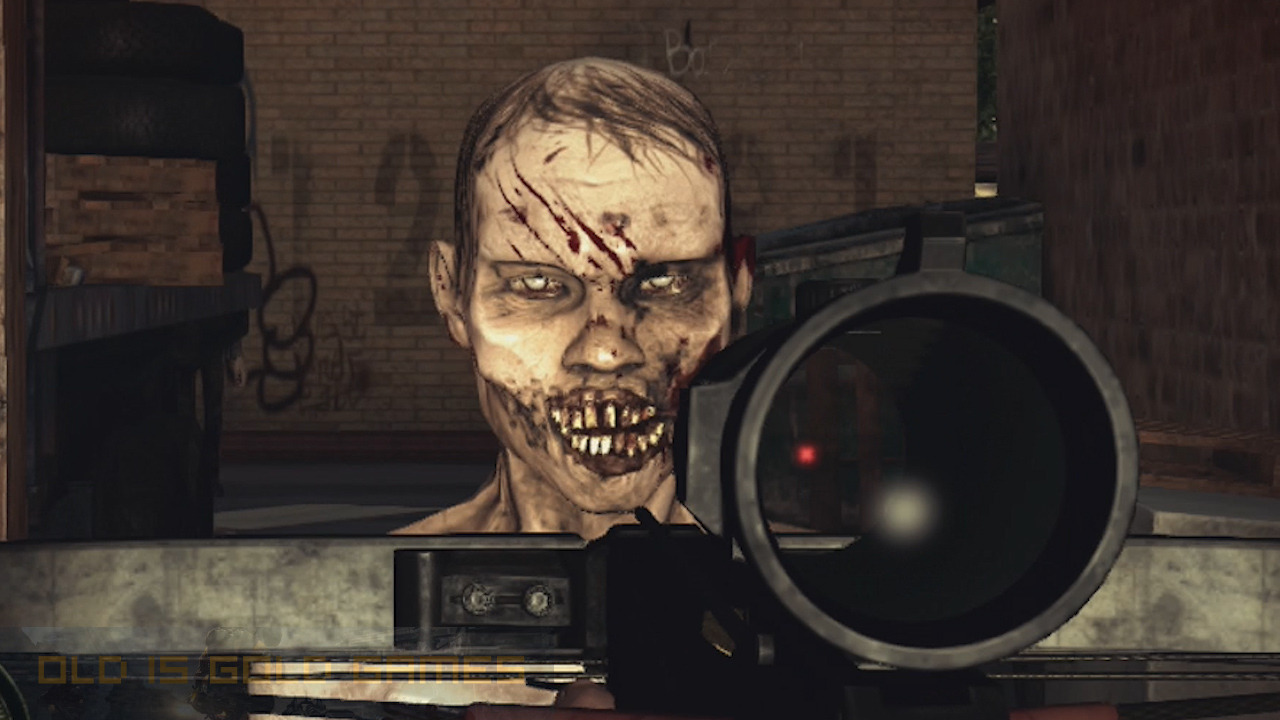 The Walking Dead 2012 Download For Free