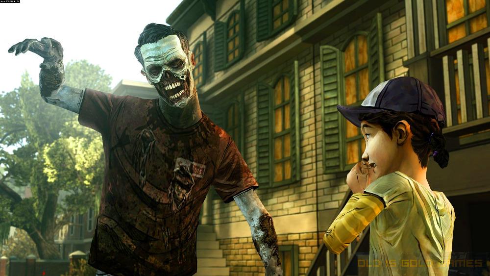 The Walking Dead Season 1 Features