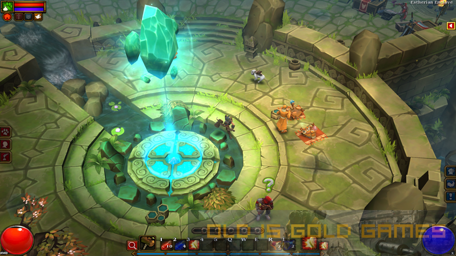 Torchlight 2 Features