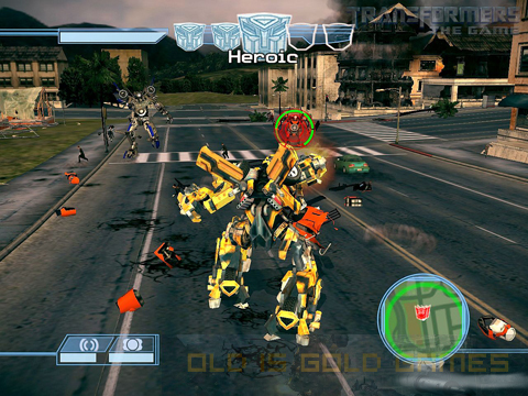 Transformers Features