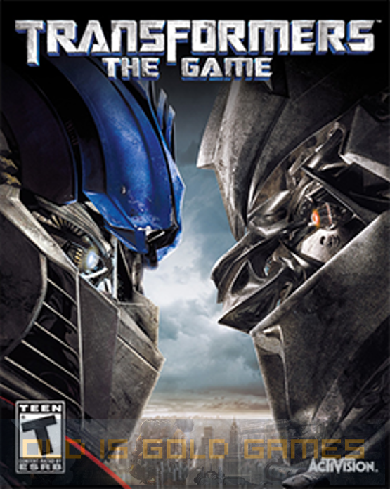 Transformers Game Setup Free Download