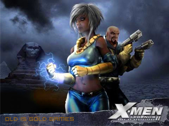 X-Men Legends II Rise of Apocalypse Setup Download For Free