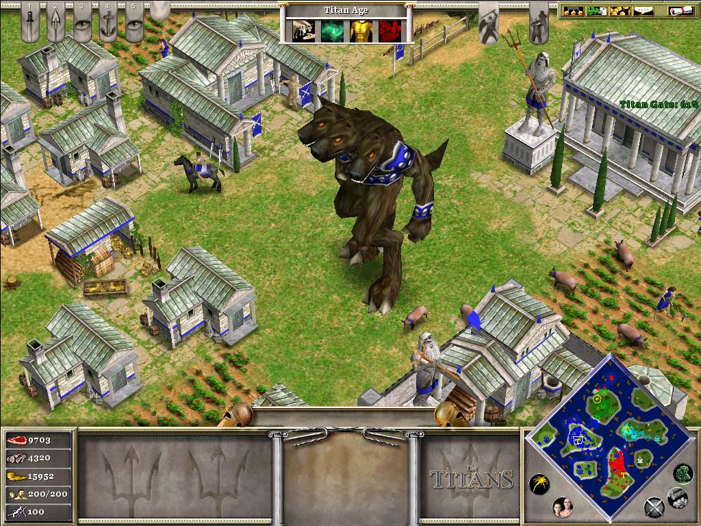 Age of Mythology: The Titans Download For Free