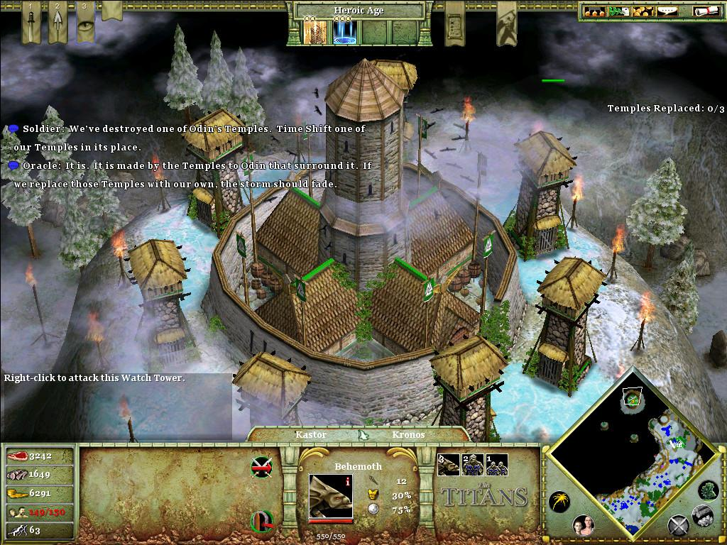 Age of Mythology: The Titans Setup Free Download