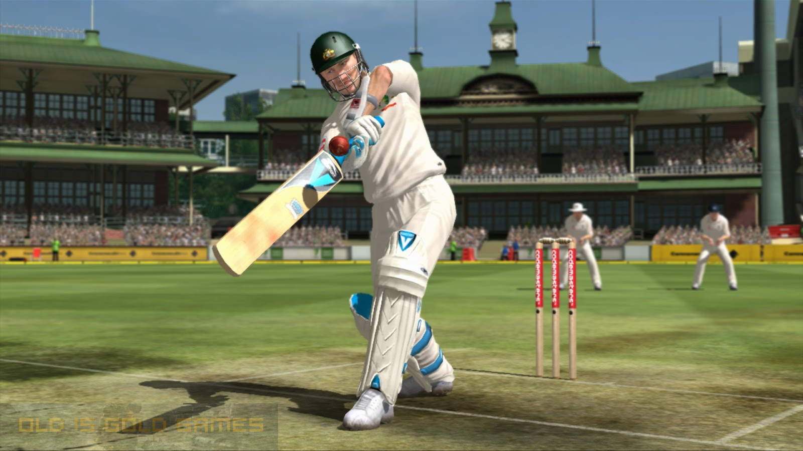 Ashes 2009 Features