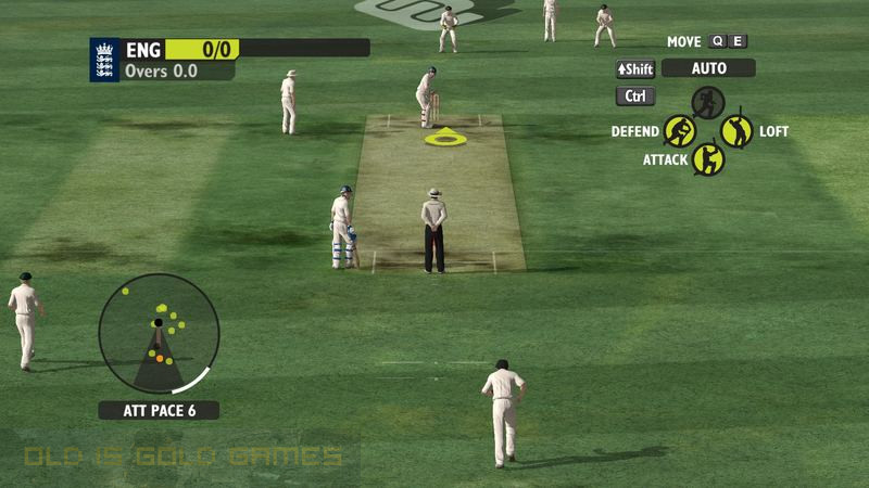 Ashes 2009 Setup Free Download