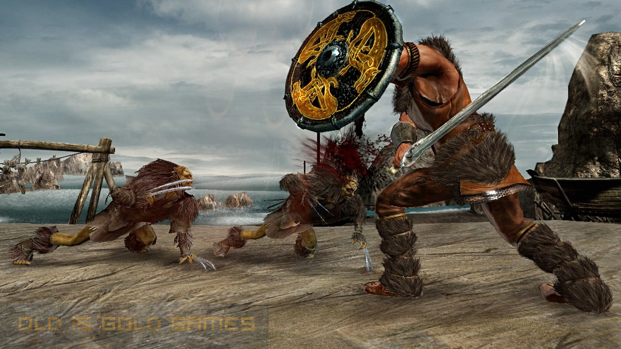 Beowulf PC Game Download For Free