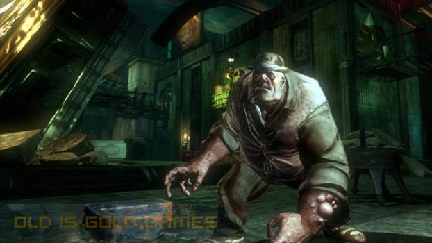 BioShock 2 Features