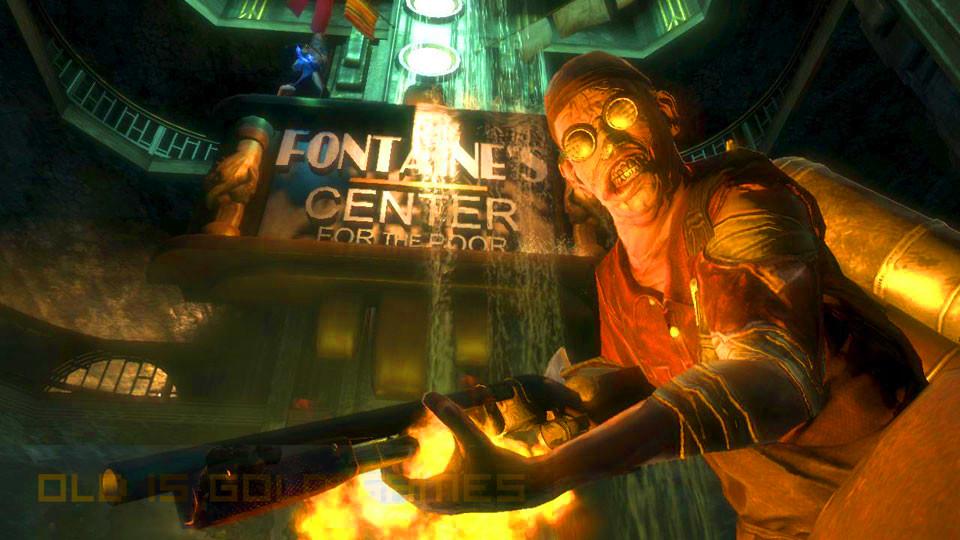 BioShock 2 Setup Free Download
