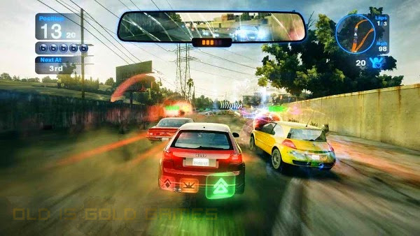 Blur PC Game Features