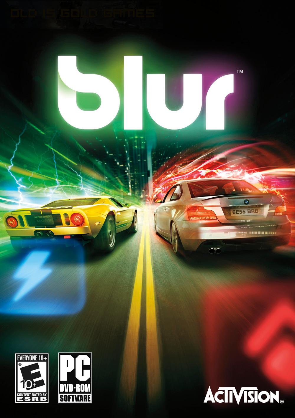 Blur PC Game Free Download