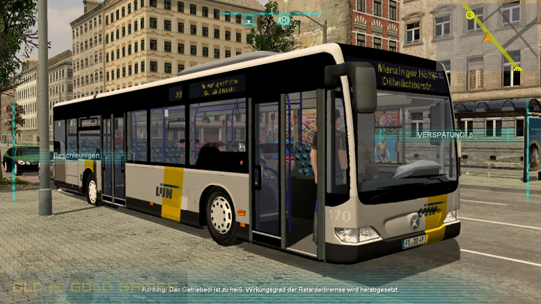 Bus Simulator 2012 Download For Free