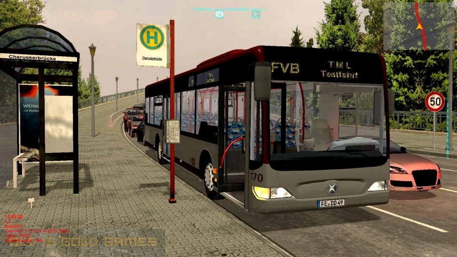 Bus Simulator 2012 Setup Free Download