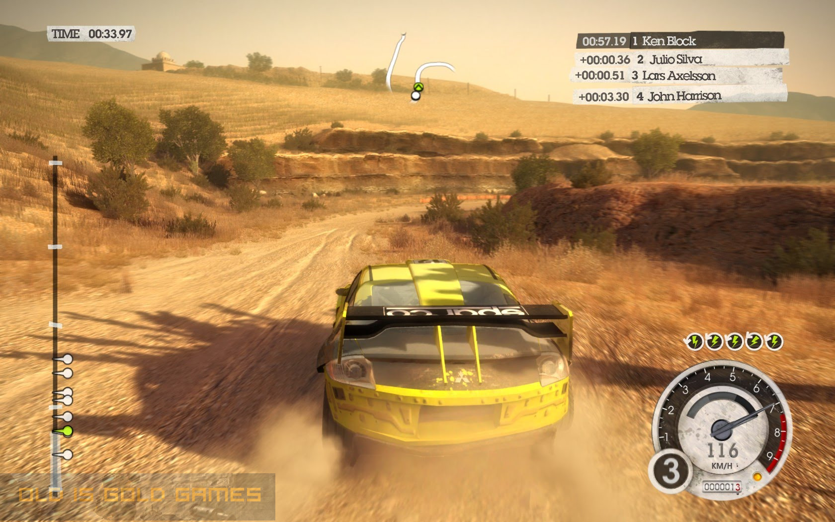 Colin McRae: Dirt 2 Setup Free Download