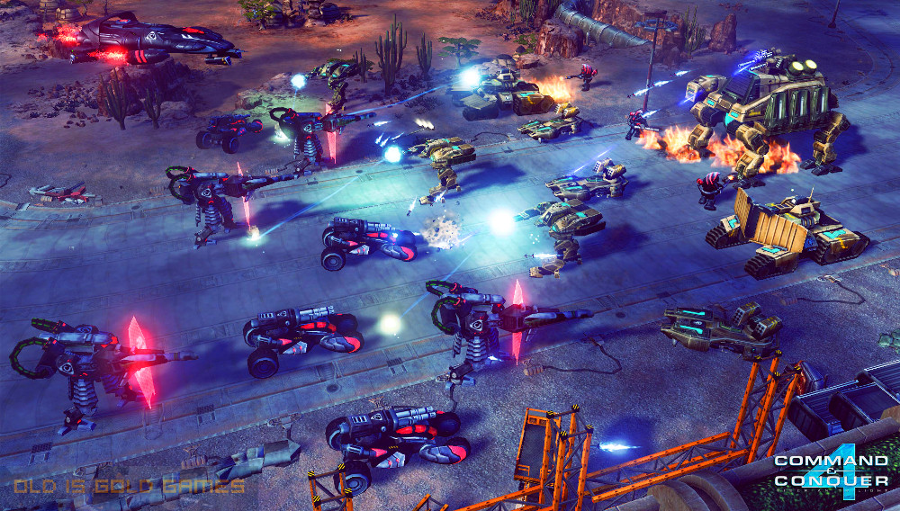 Command & Conquer 4 Tiberian Twilight Download For Free