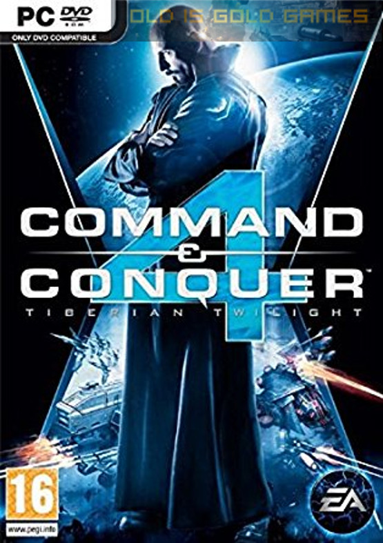 Command & Conquer 4 Tiberian Twilight Free Download