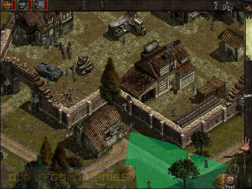 Commandos Behind Enemy Lines Download For Free