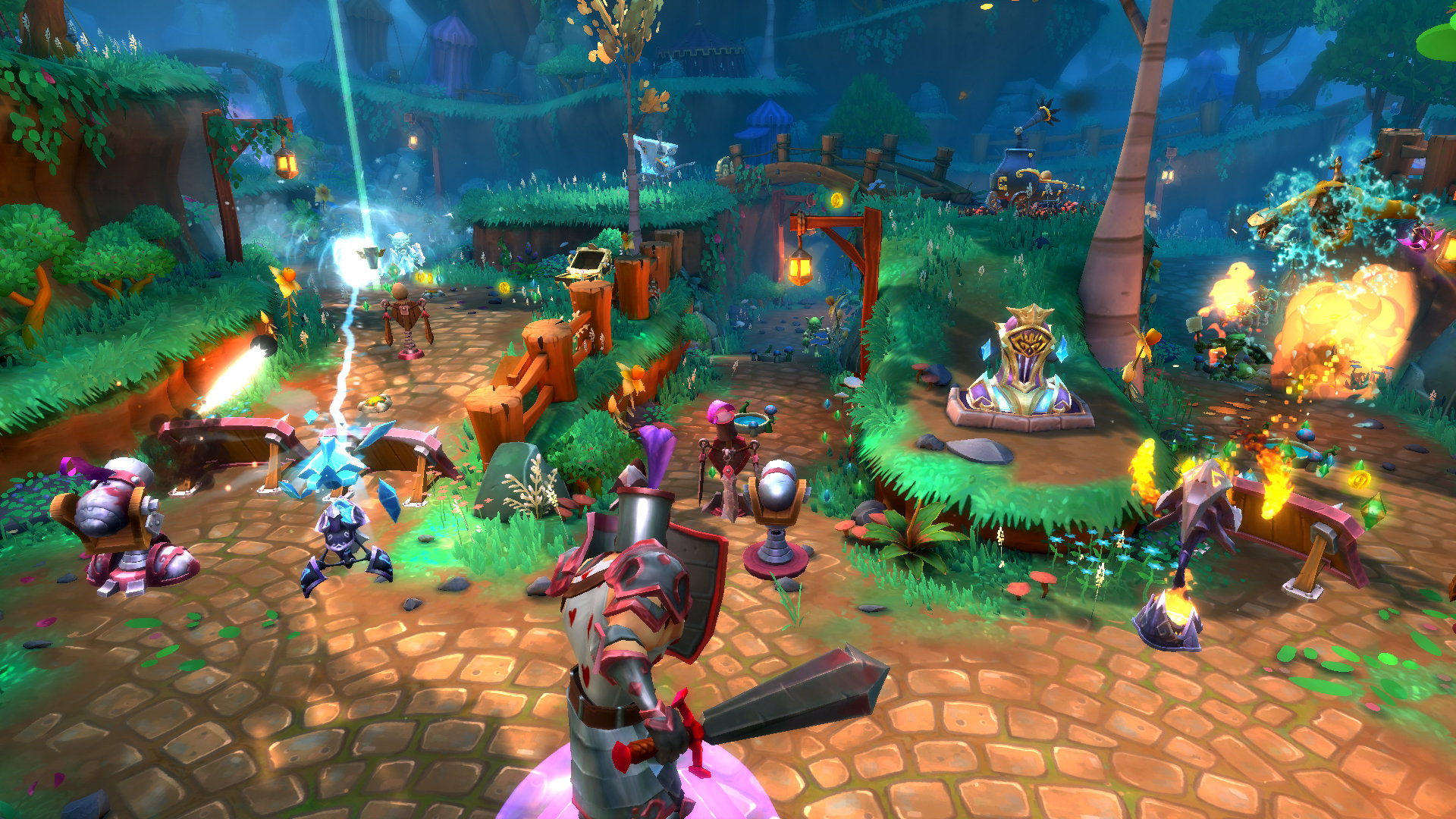 Dungeon Defenders Download For Free