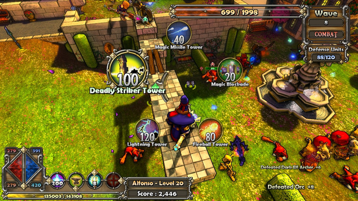 Dungeon Defenders Setup Free Download