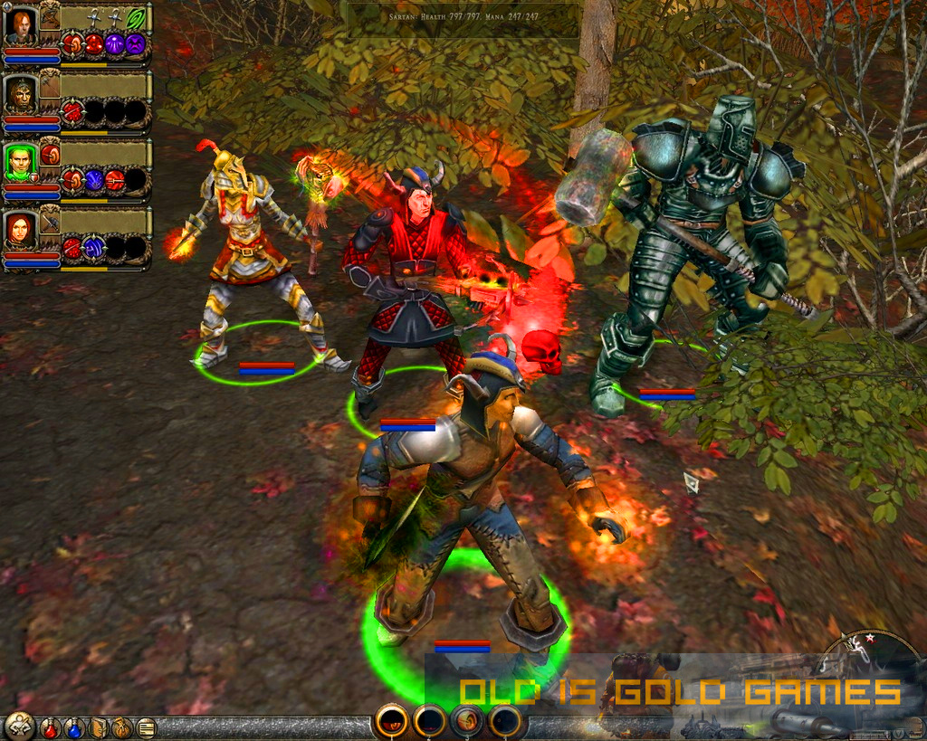 Dungeon Siege II Setup Free Download