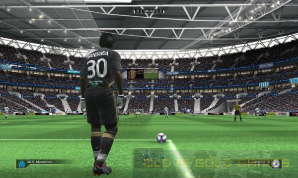 FIFA 09 Features