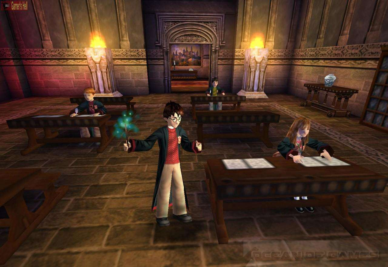 Harry Potter PC Game Download For Free
