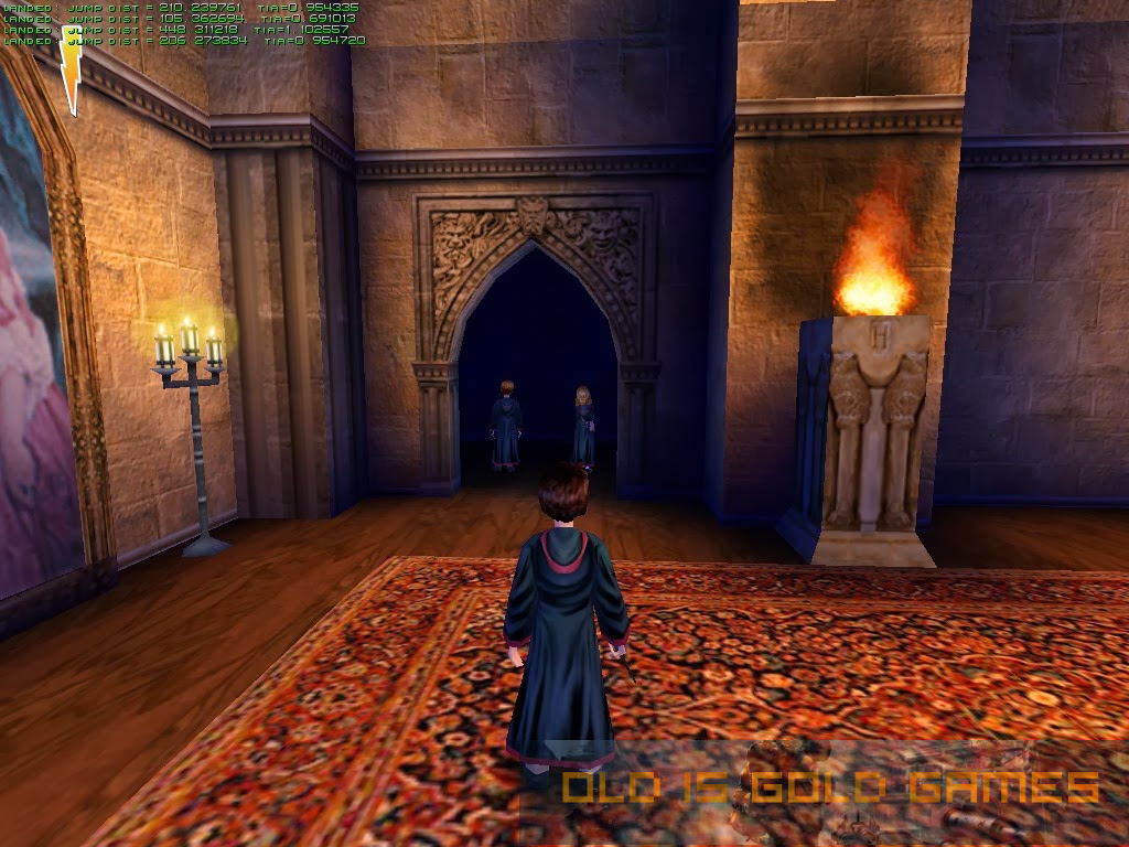 Harry Potter PC Game Features