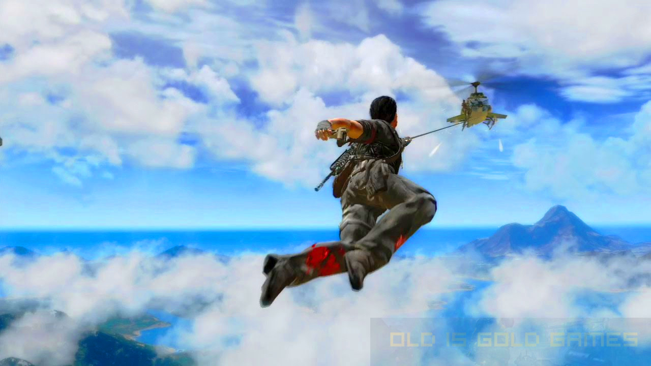 Just Cause 2 Setup Free Download
