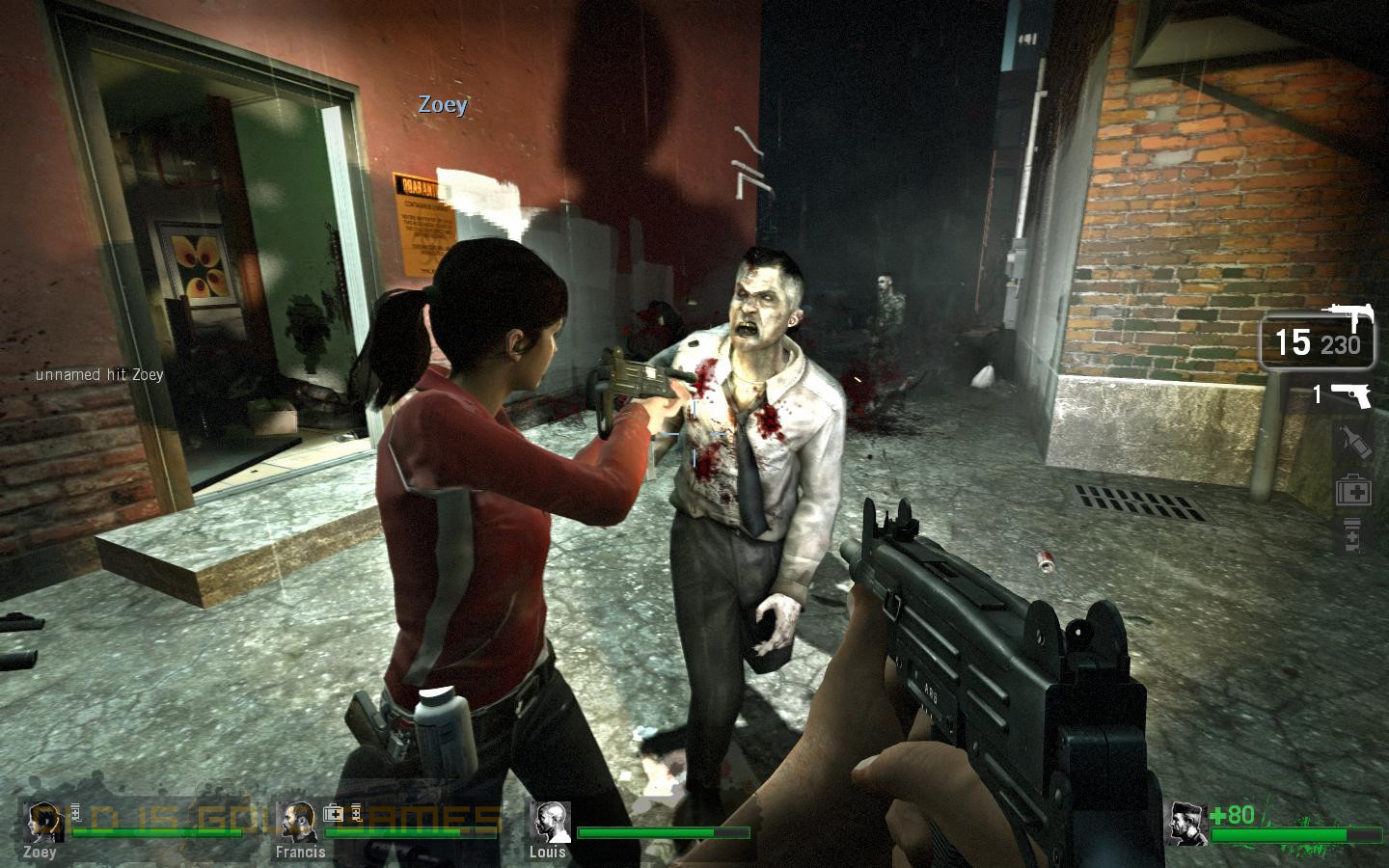 Left 4 Dead Setup Free Download