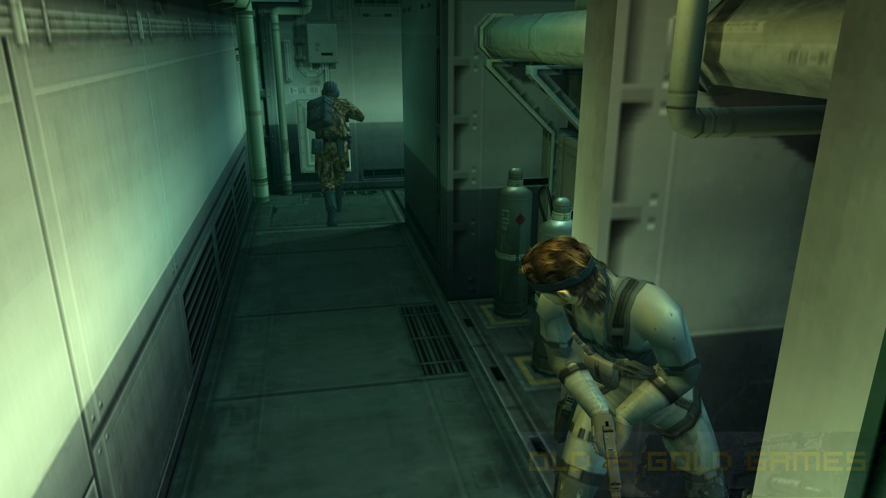 Metal Gear Solid 2 Features