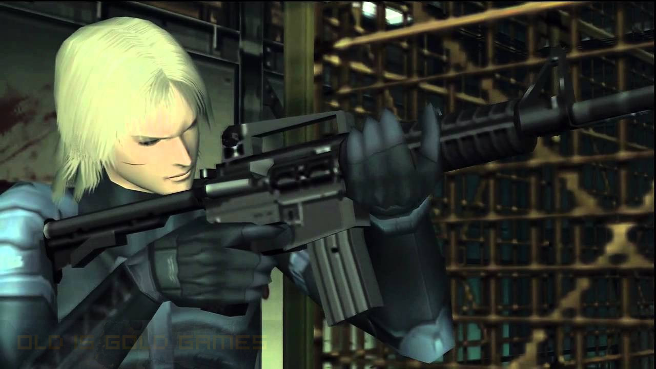 Metal Gear Solid 2 Setup Free Download
