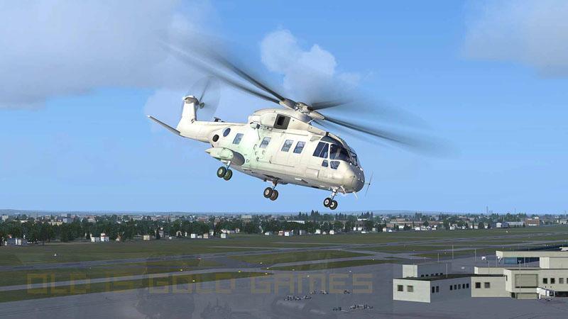 Microsoft Flight Simulator X Features