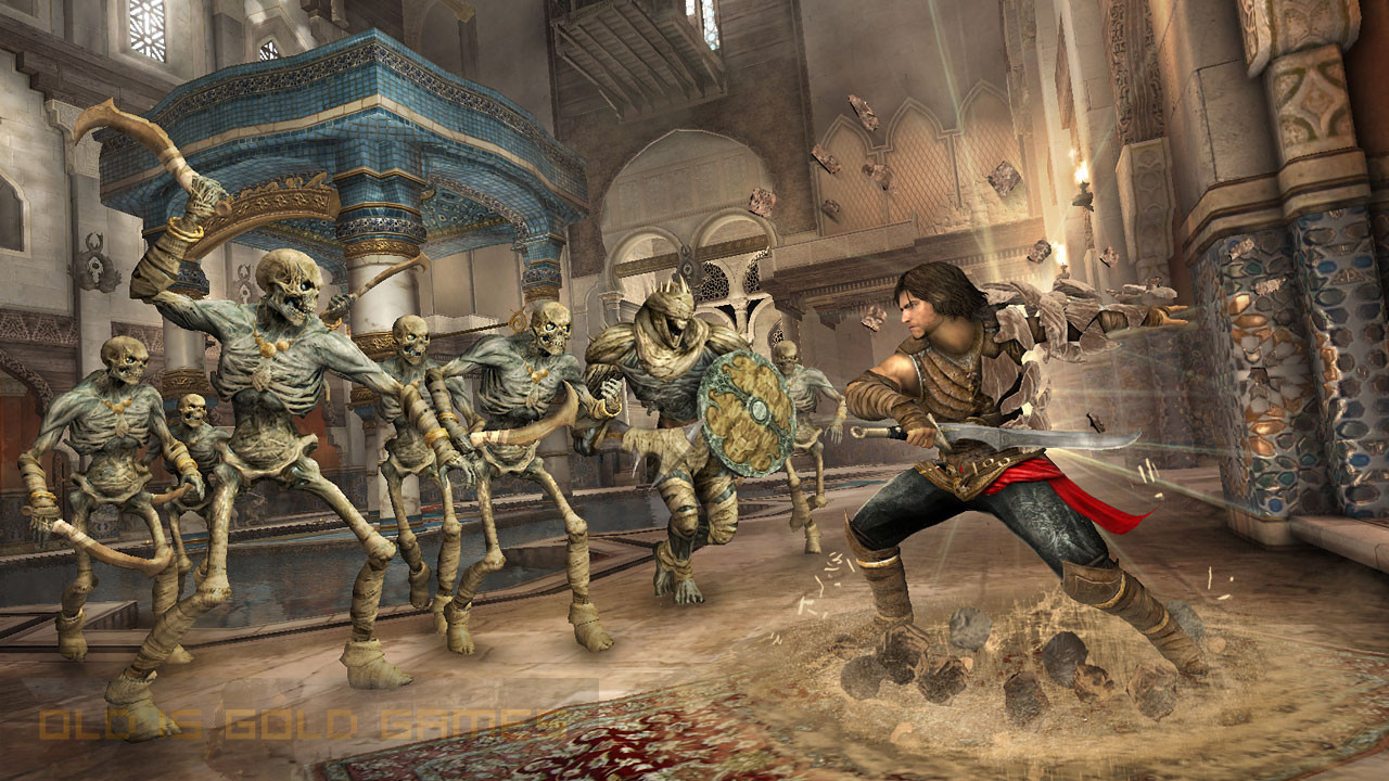 Prince of Persia The Forgotten Sands Download For Free