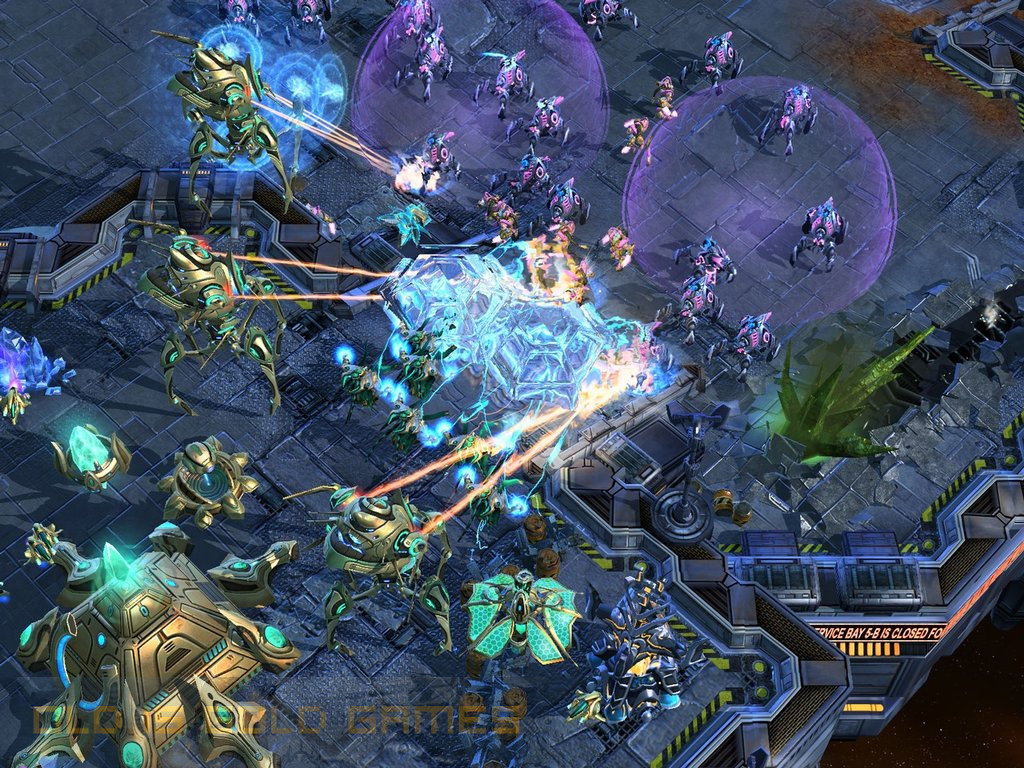StarCraft II Wings of Liberty Download For Free