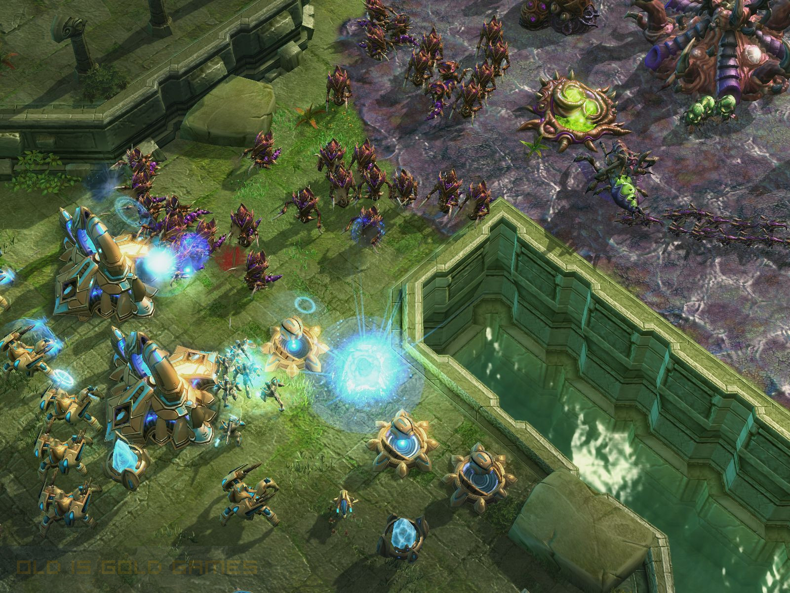 StarCraft II Wings of Liberty Setup Free Download