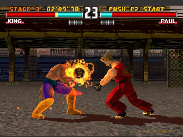 Tekken 3 Download For Free