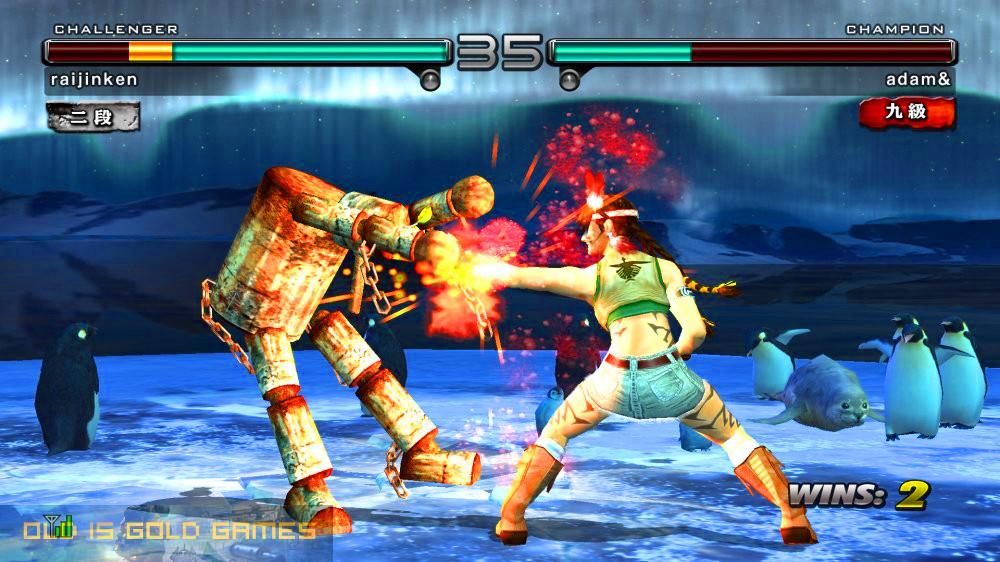 Tekken 5 Download For Free