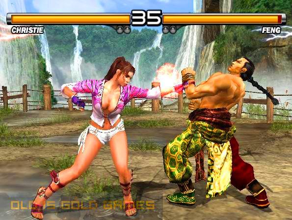 Tekken 5 Features