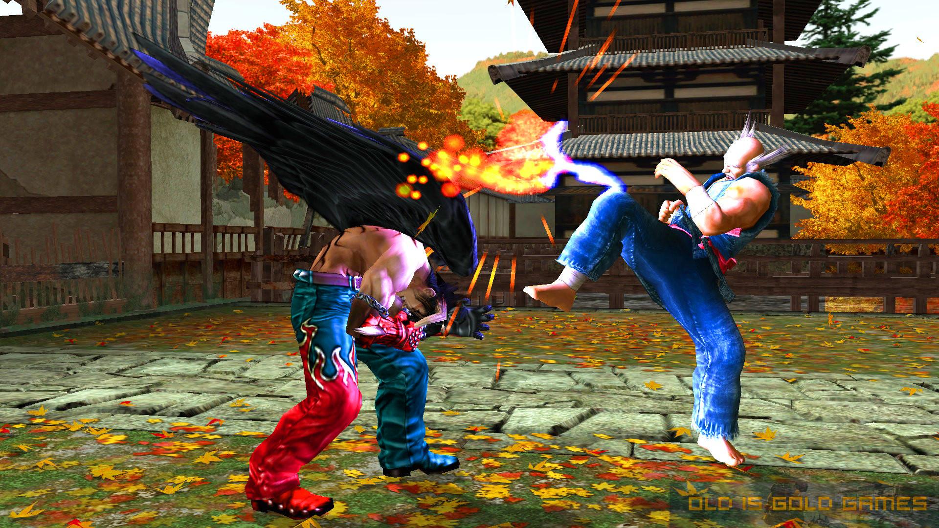 Tekken 5 Setup Free Download