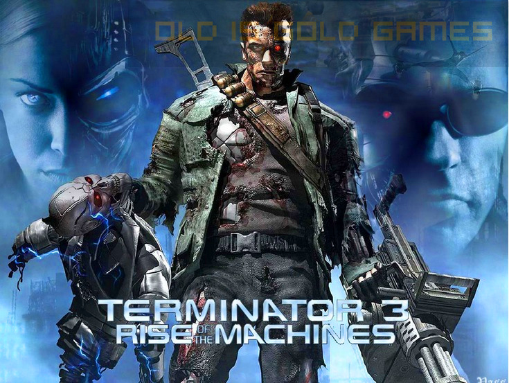 Terminator 3 Rise of Machines Free Download