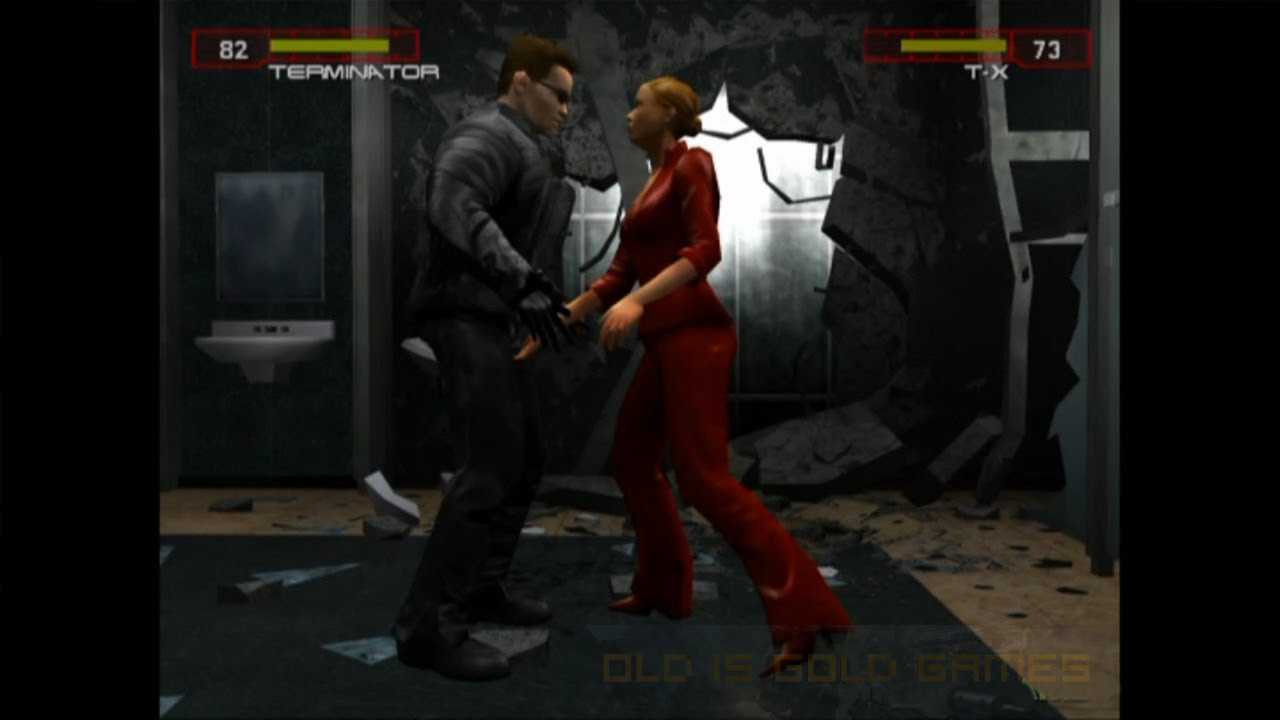Terminator 3 Rise of Machines Setup Free Download