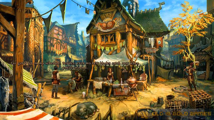 The Dark Eye Chains Of Satinav Setup Free Download