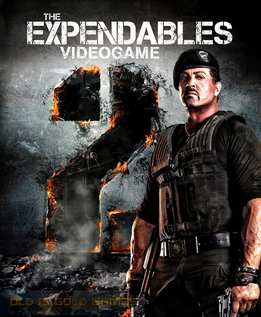 The Expendables 2 PC Game Free Download