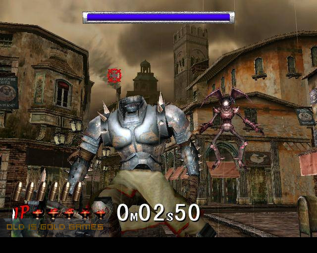 free download game house of the dead 2 for pc