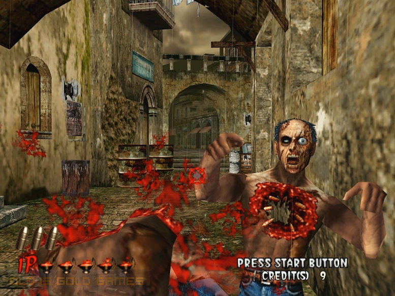 The House of the Dead 2 Features